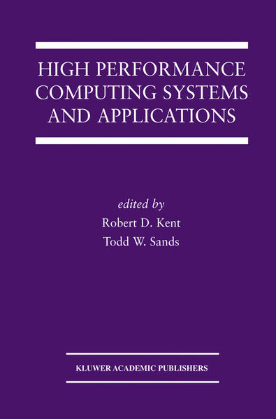 High Performance Computing Systems and Applications - Coverbild