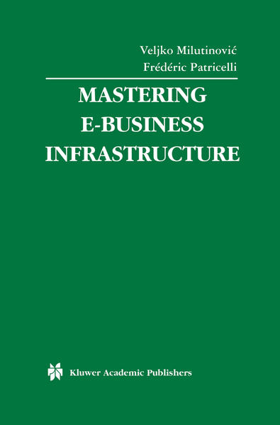Mastering E-Business Infrastructure - Coverbild