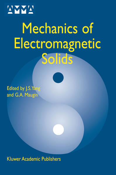 Mechanics of Electromagnetic Solids - Coverbild