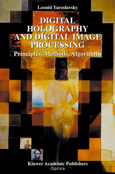 Digital Holography and Digital Image Processing - Coverbild