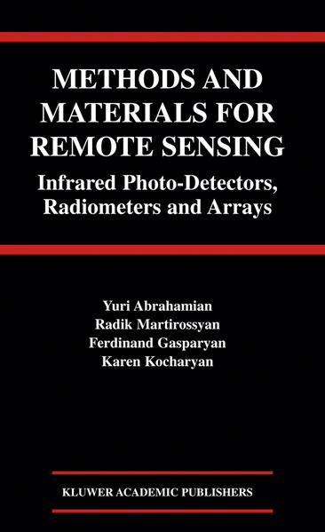 Methods and Materials for Remote Sensing - Coverbild