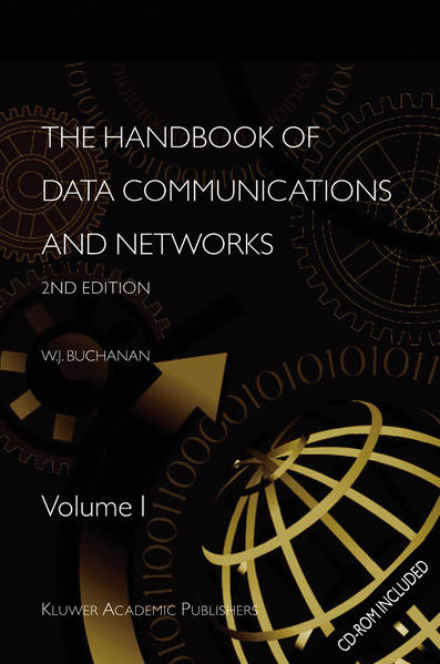 The Handbook of Data Communications and Networks - Coverbild