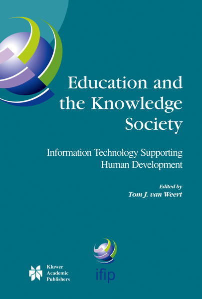 Education and the Knowledge Society - Coverbild
