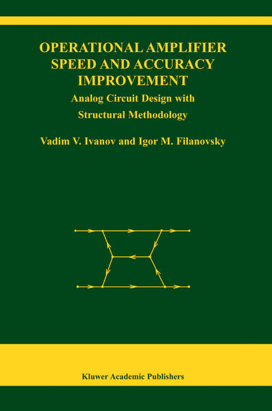 Operational Amplifier Speed and Accuracy Improvement - Coverbild