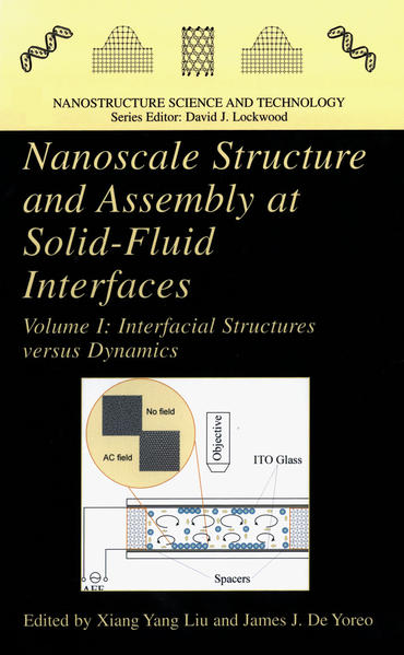 Nanoscale Structure and Assembly at Solid-Fluid Interfaces - Coverbild