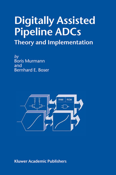 Digitally Assisted Pipeline ADCs - Coverbild