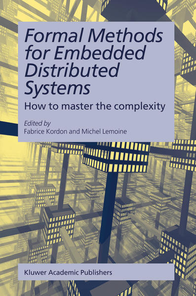 Formal Methods for Embedded Distributed Systems - Coverbild
