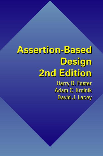 Assertion-Based Design - Coverbild