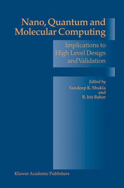 Nano, Quantum and Molecular Computing - Coverbild