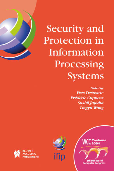 Security and Protection in Information Processing Systems - Coverbild