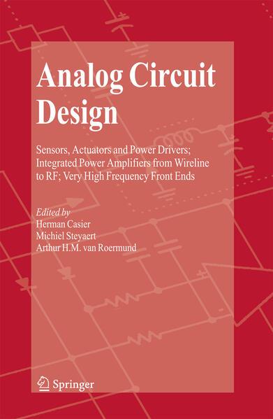Analog Circuit Design - Coverbild