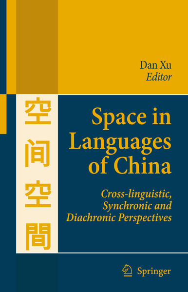 Space in Languages of China - Coverbild