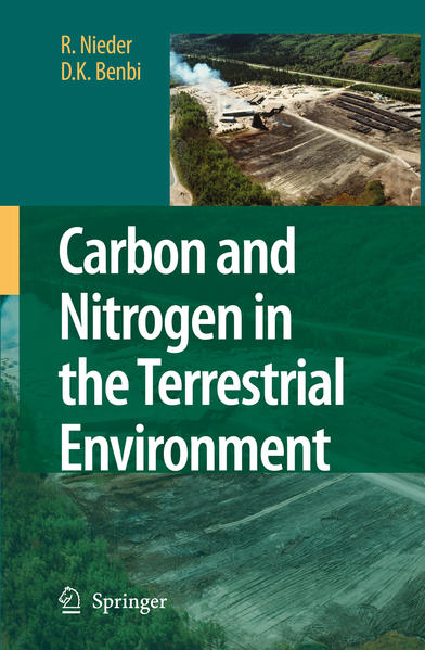 Carbon and Nitrogen in the Terrestrial Environment - Coverbild
