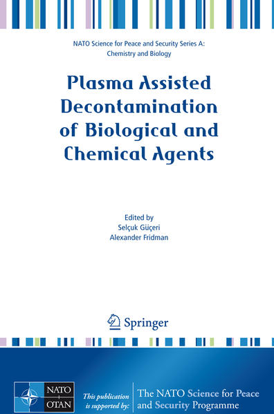 Plasma Assisted Decontamination of Biological and Chemical Agents - Coverbild