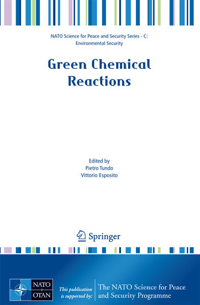 Green Chemical Reactions - Coverbild