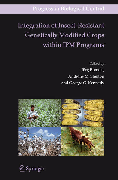Integration of Insect-Resistant Genetically Modified Crops within IPM Programs - Coverbild