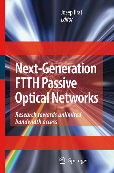 Next-Generation FTTH Passive Optical Networks - Coverbild