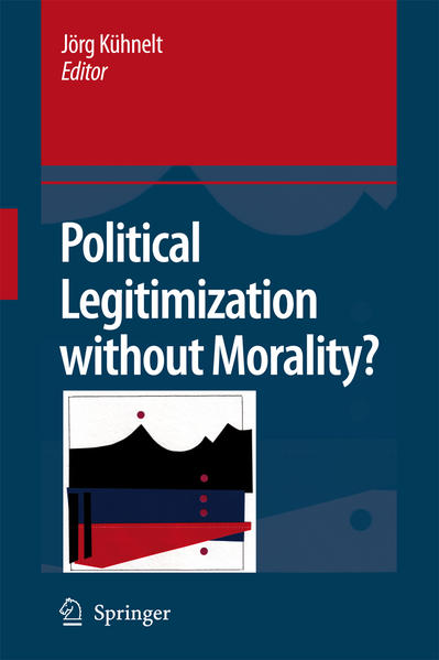 Political Legitimization without Morality? - Coverbild