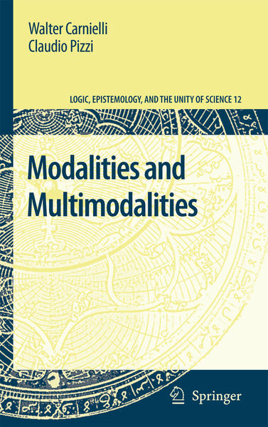 Modalities and Multimodalities - Coverbild