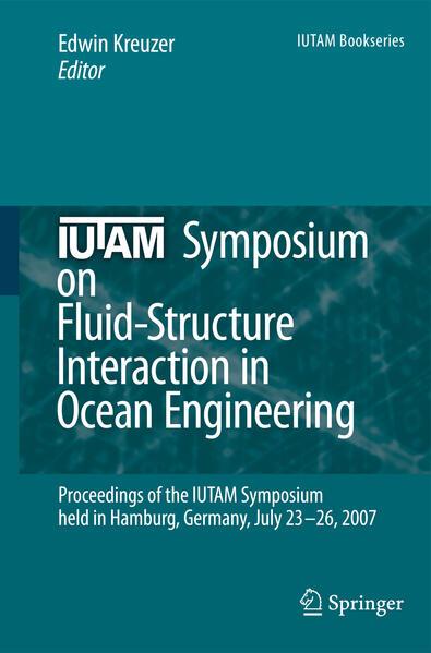 IUTAM Symposium on Fluid-Structure Interaction in Ocean Engineering - Coverbild