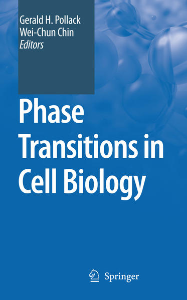 Phase Transitions in Cell Biology - Coverbild