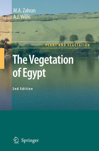Free Epub The Vegetation of Egypt