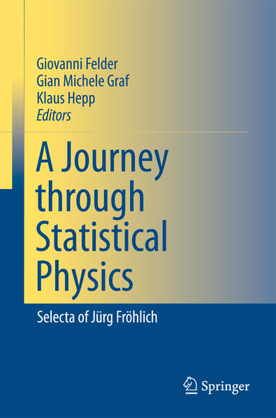 A Journey through Statistical Physics - Coverbild