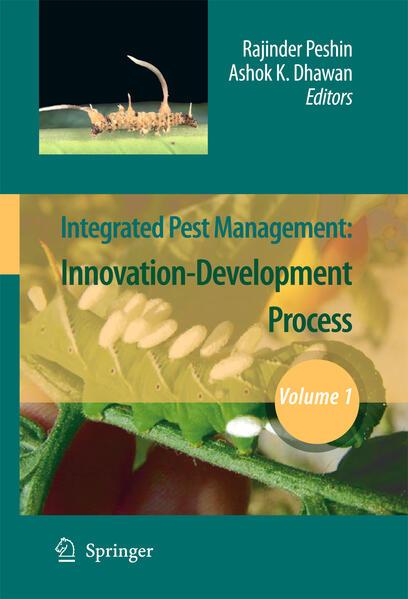 Integrated Pest Management - Coverbild