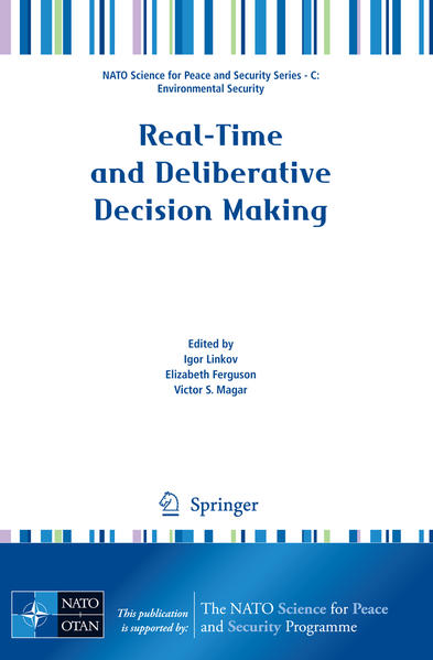 Real-Time and Deliberative Decision Making - Coverbild