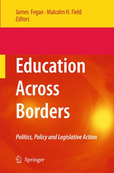 Education Across Borders - Coverbild