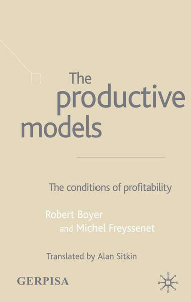 The Productive Models - Coverbild