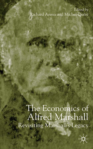 The Economics of Alfred Marshall - Coverbild