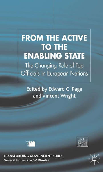From the Active to the Enabling State - Coverbild