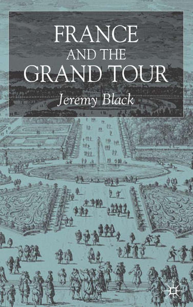 France and the Grand Tour - Coverbild