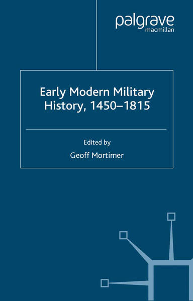 Early Modern Military History, 1450-1815 - Coverbild
