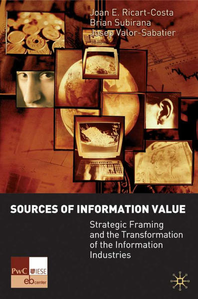 Sources of Information Value - Coverbild