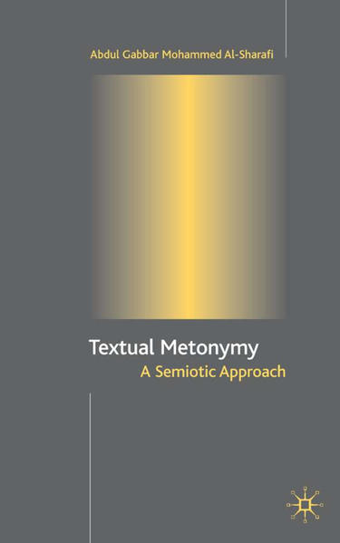 Textual Metonymy - Coverbild