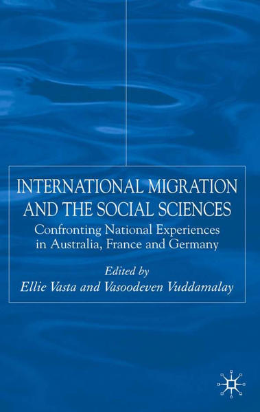 International Migration and the Social Sciences - Coverbild