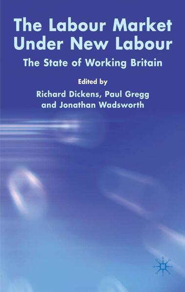 The Labour Market Under New Labour - Coverbild