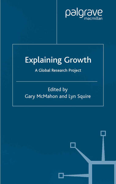 Explaining Growth - Coverbild
