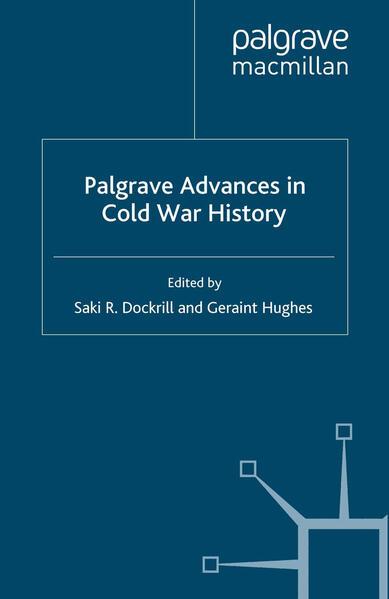 Palgrave Advances in Cold War History - Coverbild