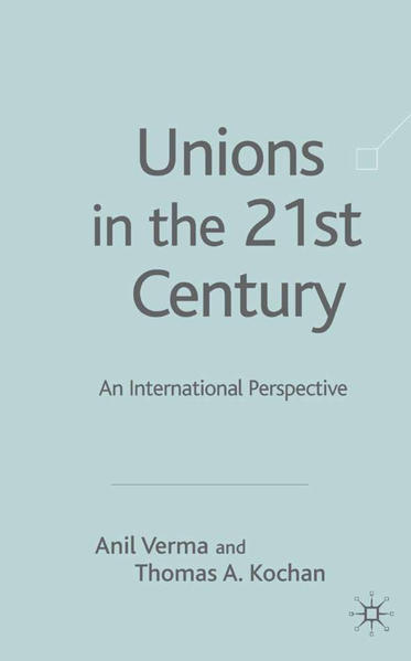 Unions in the 21st Century - Coverbild