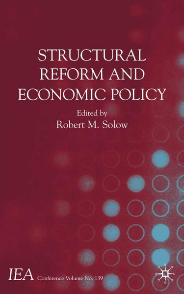 Structural Reform and Macroeconomic Policy - Coverbild
