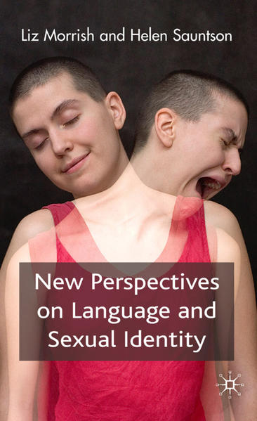 New Perspectives on Language and Sexual Identity - Coverbild