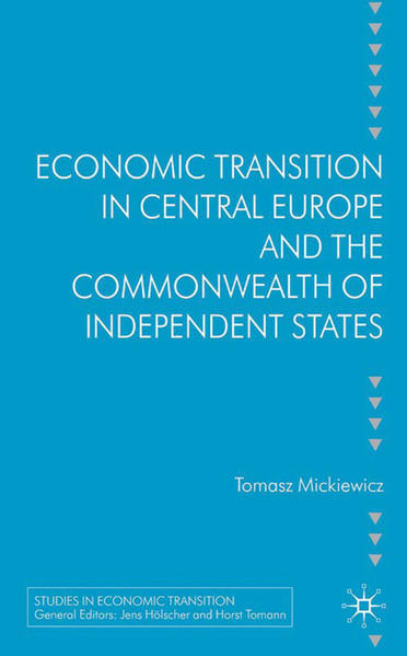 Economic Transition in Central Europe and the Commonwealth of Independent States - Coverbild