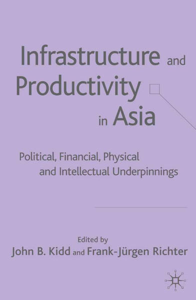 Infrastructure and Productivity in Asia - Coverbild