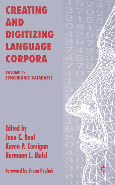 Creating and Digitizing Language Corpora - Coverbild