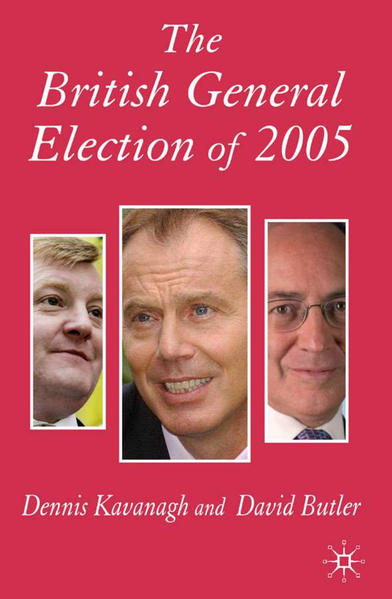 The British General Election of 2005 - Coverbild