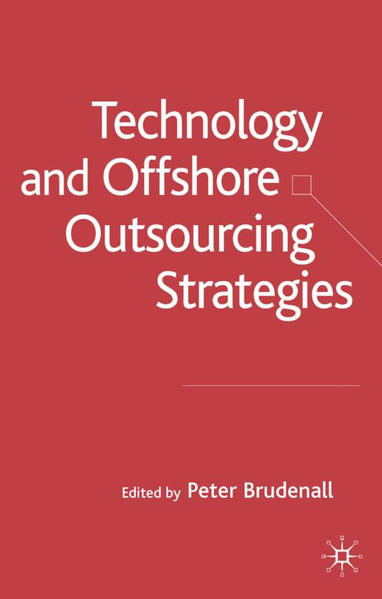 Technology and Offshore Outsourcing Strategies - Coverbild
