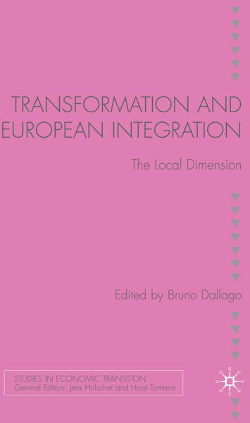 Transformation and European Integration - Coverbild